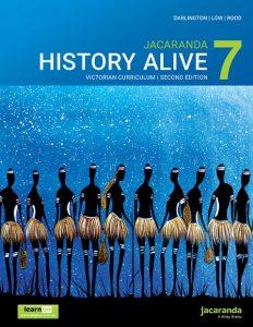 Jacaranda History Alive 7 VC 2E