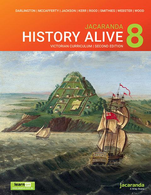 Jacaranda History Alive 8 VC 2E