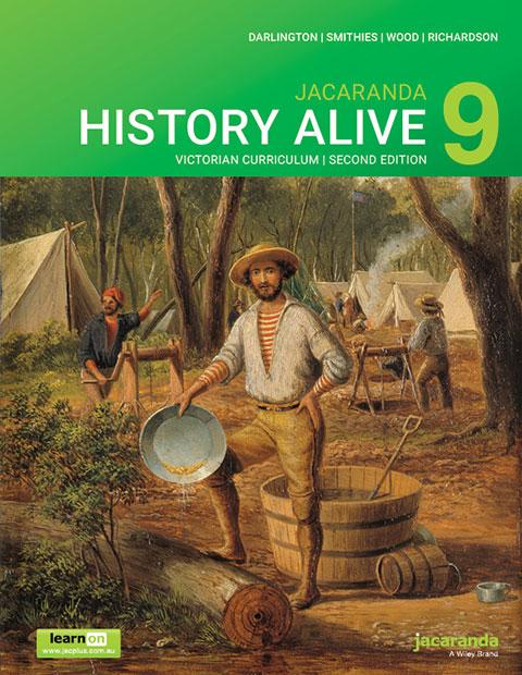 Jacaranda History Alive 9 VC 2E