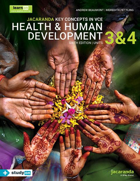 Jacaranda Key Concepts in VCE Health & Human Development Units 3&4 6E