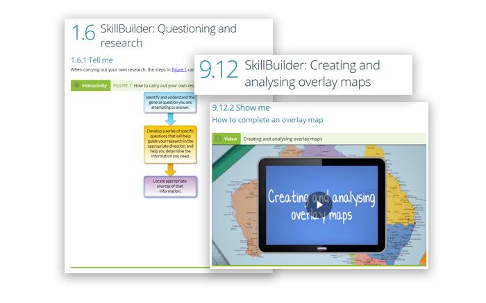 SkillBuilder pillar