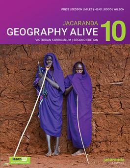 Jacaranda Geography Alive 10 VC 2E