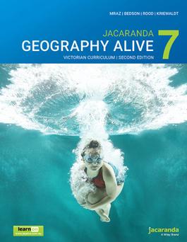 Jacaranda Geography Alive 7 VC 2E