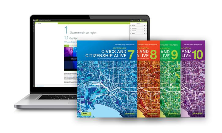 nd Citizenship VC 7-10 series 2E