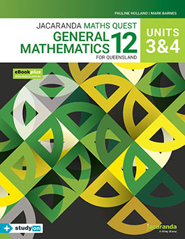 Jacaranda General Maths 12 For Queensland Units 3 & 4