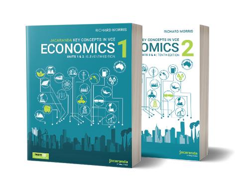 Jacaranda VCE Economics Books