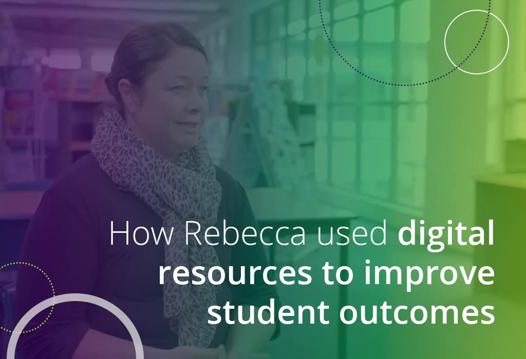 Rebecca video blog post header