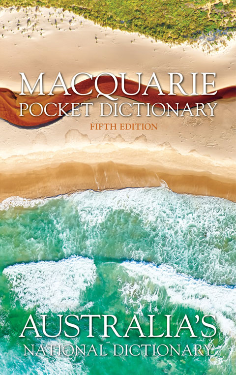 Macquire Pocket Dictionary 5e cover