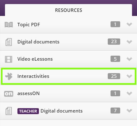 interactivities 4 screenshot