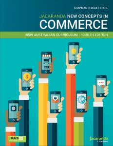 Jacaranda New Concepts in Commerce NSW Ac 4th edition