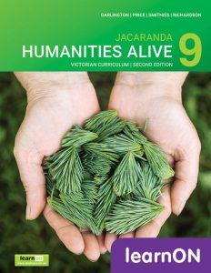 Jacaranda Humanities Alive 9 VC 2E learnON