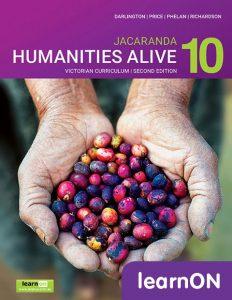Jacaranda Humanities Alive 10 VC 2E learnON
