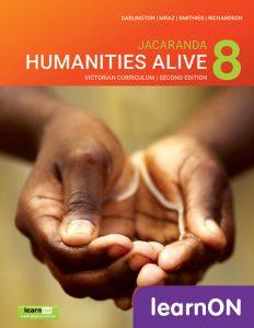 Jacaranda Humanities Alive 8 VC 2E learnON