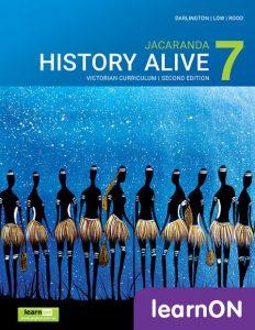 Jacaranda History Alive 7 VC 2E learnON