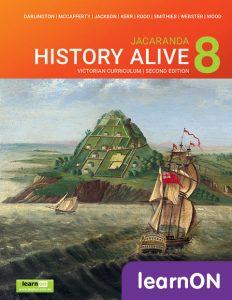 Jacaranda History Alive 8 VC 2E learnON
