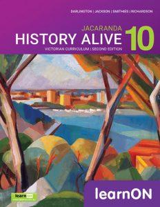 Jacaranda History Alive 10 VC 2E learnON