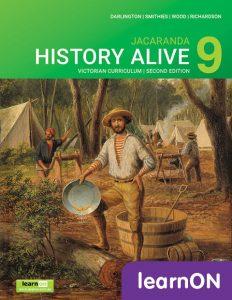 Jacaranda History Alive 9 VC 2E learnON