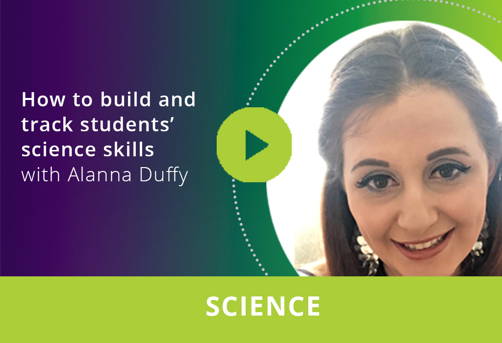 How to build and track students' science skills webinar thumbnail