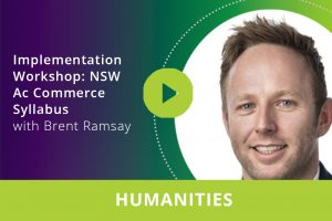 Implementation workshop: NSW Ac Commerce Syllabus webinar thumbnail