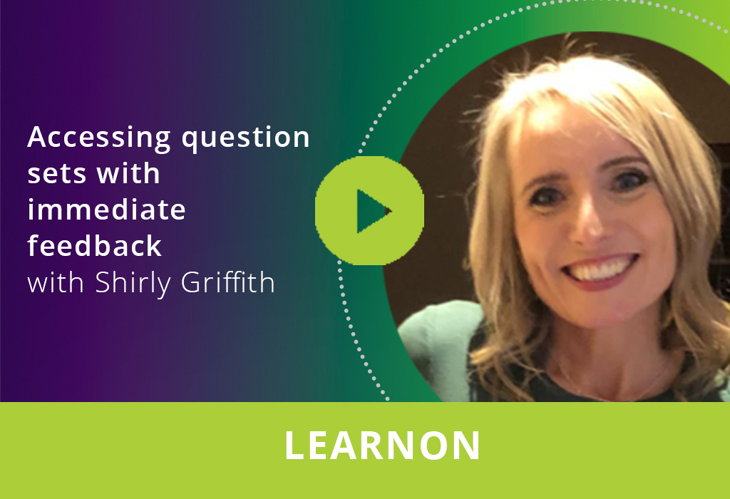 Accessing question sets with immediate feedback webinar thumbnail