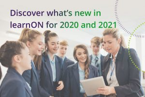 discover whats new in learnON for 2020 and 2021