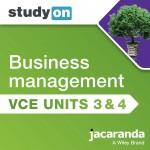 studyON Business Mgmt 3-4